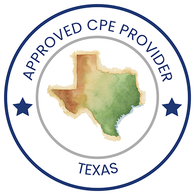 approved CPE provider