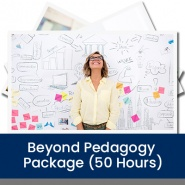 Beyond Pedagogy Package (50 Hours)