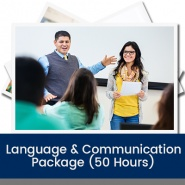 Language & Communication Package (50 Hours)