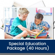 Special Education Package (40 Hours)