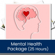Mental Health Package (25 Hours)