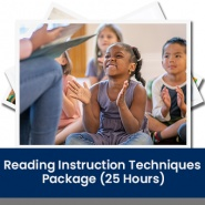 Reading Instruction Techniques Package (25 Hours)