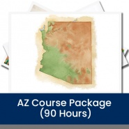 AZ Recertification Package (90 Hours)