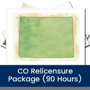 CO Relicensure Package (90 Hours)