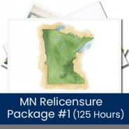 MN Relicensure Package #1 (125 Hours)