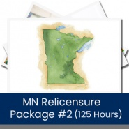 MN Relicensure Package #2 (125 Hours)
