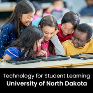 Technology for Student Learning (1 Graduate Professional Development Credit - University of North Dakota)