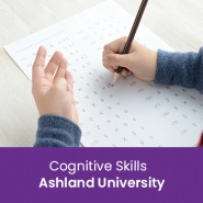 Cognitive Skills (1 semester credit - Ashland University)