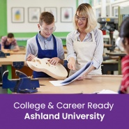 College & Career Ready (1 semester credit - Ashland University)