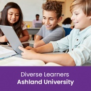 Diverse Learners (1 semester credit - Ashland University)