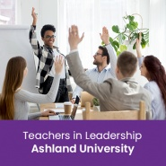 Teachers in Leadership (1 semester credit - Ashland University)