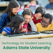 Technology for Student Learning (1 semester credit - Adams State University)