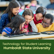 Technology for Student Learning: Tech Tools for Today's Curriculum (1 semester credit - Humboldt State University)