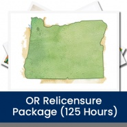 OR Relicensure Package #1 (125 Hours)