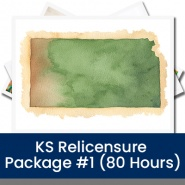 KS Relicensure Package #1 (80 Hours)