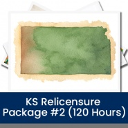 KS Relicensure Package #2 (120 Hours)