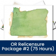 OR Relicensure Package #2 (75 Hours)