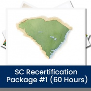 SC Recertification Package #1 (60 Hours)