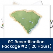 SC Recertification Package #2 (120 Hours)