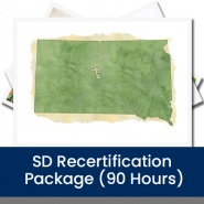 SD Recertification Package (90 Hours)