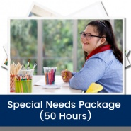 Special Needs Package (50 Hours)