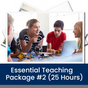Essential Teaching Package #2 (25 Hours)