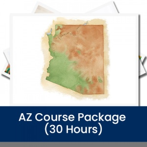 AZ Course Package 30 (30 Hours)