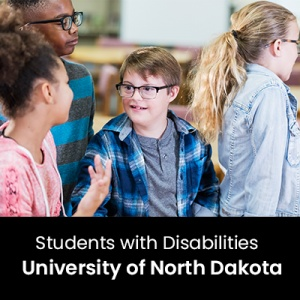 Students with Disabilities (1 Graduate Professional Development Credit - University of North Dakota)