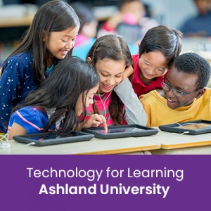 Technology for Learning (1 semester credit - Ashland University)