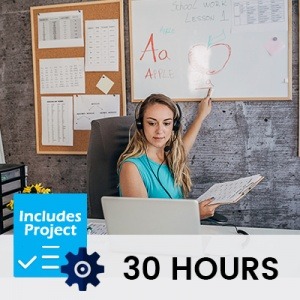 Hybrid Classroom Planning (30 Hours, includes project)
